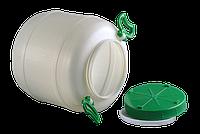Укрпром GR-01002 Бочка пластмассовая пищевая 25 л✵ Бесплатная доставка