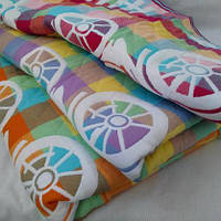 Детские двойные стёганные одеяла