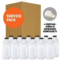 Тонер HP LJ P1005/1006/1505 (10кг) SERVICE PACK 12x833 г TTI (T125-S-10SP)