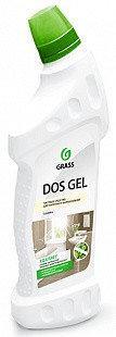 Дезинфицирующий очищающий гель Dos Gel 0,75л, Grass TM