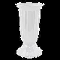Алеана Ваза для цветов Флора 51 (белый)✵ Бесплатная доставка