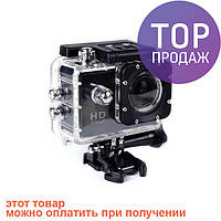 Водонепроницаемая спортивная экшн камера SJ4000 A7 Black / Экшн-камера