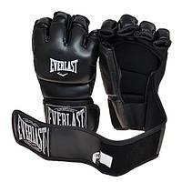 Рукопашные перчатки винил Everlast черные EVDX364-BL