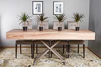 Как выбрать обеденный стол-трансформер