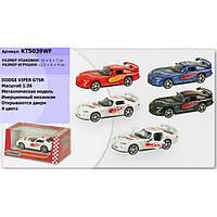 Машинка Kinsmart Dodge Viper GTSR (KT5039WF)