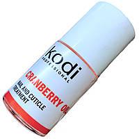 Масло KODI PROFESSIONAL (15 ml) для кутикул, клюква