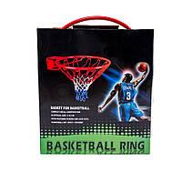 Кольцо  баскетбольное с сеткой YH-F032