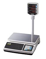 Ваги торгові електронні CAS PR на 30 кг
