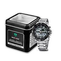 """Мужские водонепроницаемые наручные часы на браслете """"Weide"""""""