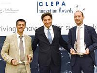 ZF и WABCO получили премию за революционную технологию безопасности