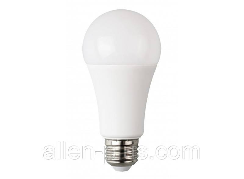 Лампа светодиодная LED LUXEL ECO 065-NE A60 4000K (E27 / 15W)