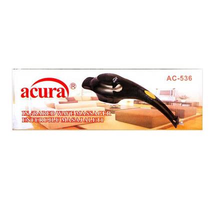 Массажер  Infrared Wave Massage (4насадки) Acura, фото 2