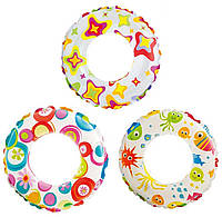 Детский надувной круг Intex Д=51см. 59230