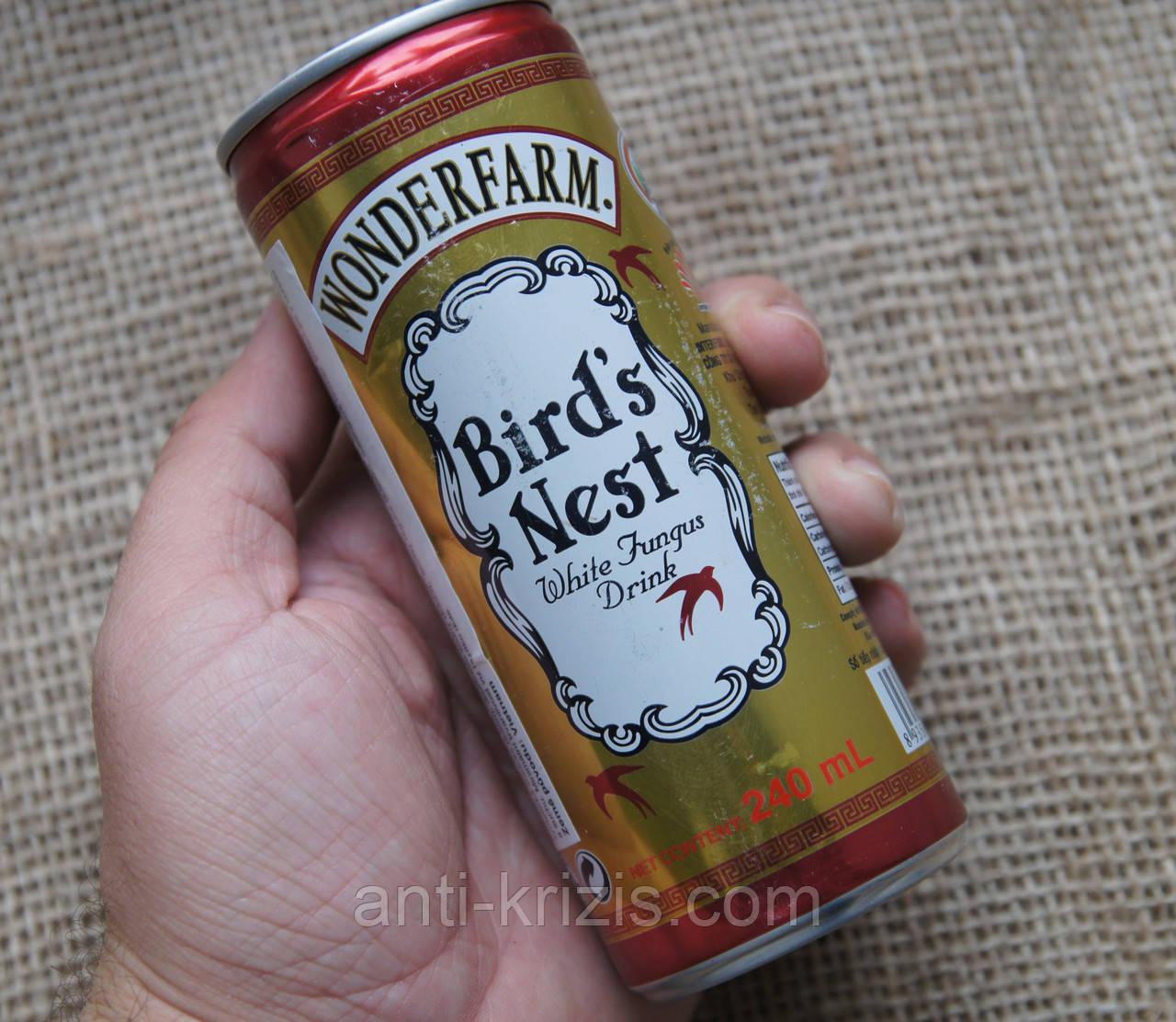 Bird's Nest-тонизирующий напиток из ласточкиных гнёзд с добавлением White Fungus - фото 1