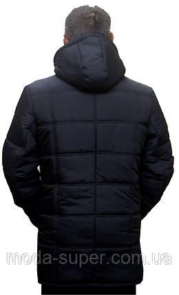 Мужская куртка больших размеров, фото 2