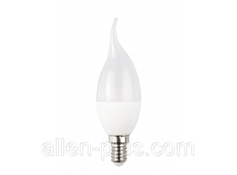 Лампа светодиодная LED LUXEL ECO 049-NE СA37 4000K (E14 / 6W)