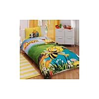 Детский комплект постельного белья Tac Disney Ari Maya простынь на резинке