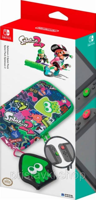 Набор HORI Splat Pack Splatoon 2