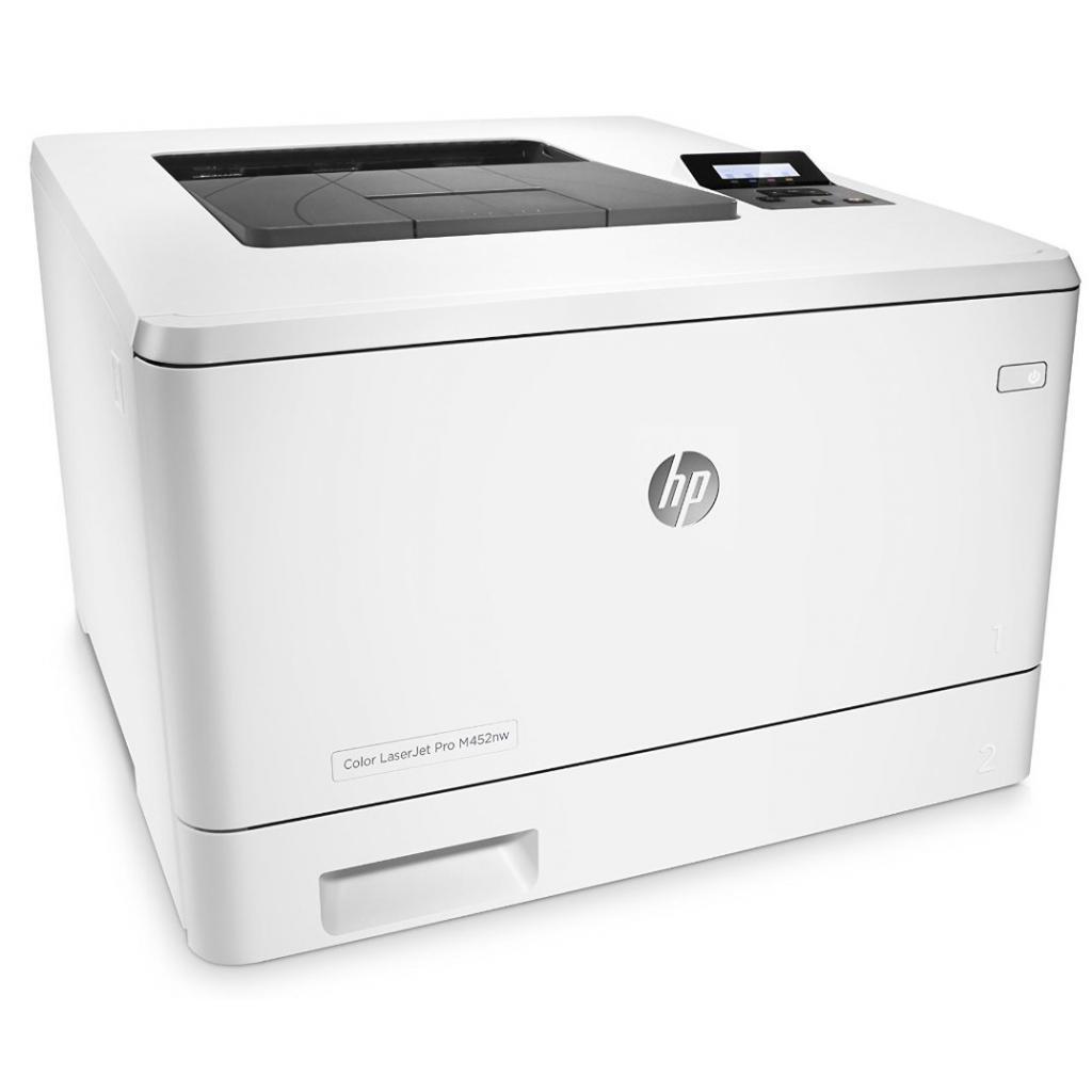 Лазерный принтер HP Color LaserJet Pro M452nnw c Wi-Fi (CF388A) 3