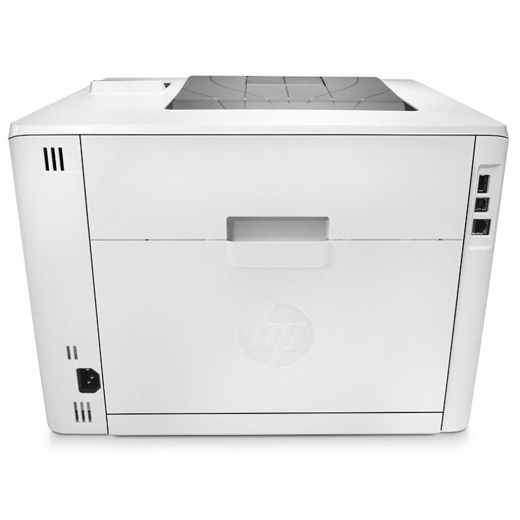 Лазерный принтер HP Color LaserJet Pro M452nnw c Wi-Fi (CF388A) 4
