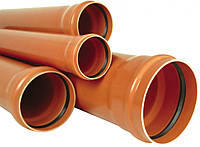 VALROM 110х2.2 мм*3000 мм SN2 Труба канализационная внешняя✵ Бесплатная доставка