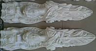 Накладки на камин (Скульптура из мрамора)