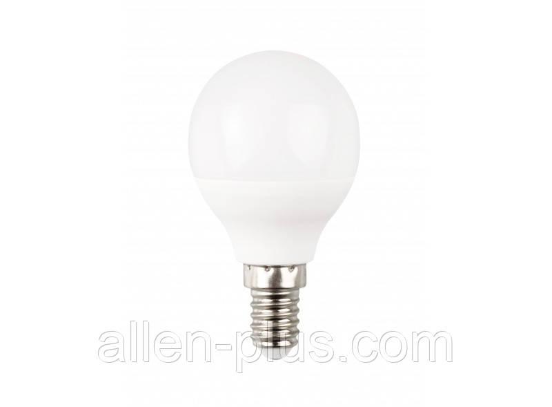Лампа светодиодная LED LUXEL ECO 056-NE G45 4000K (E14 / 6W)