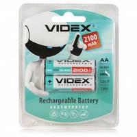 Аккумулятор videx АА 2100mah 1.2v 2шт. на блистере