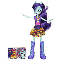 My Little Pony Санни Флэр из серии школьный дух Май литл пони Equestria Girls Sunny Flare Friendship Games