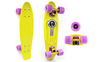 Скейтборд Penny Board COLOR POINT FISH SK-403-4