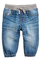 Детские джинсы  6-9, 9-12, 12-18 месяцев