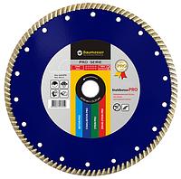 Круг алмазный отрезной Distar Turbo Baumesser Stahlbeton PRO (230x2.6x9x22.23 мм)✵ Бесплатная доставка