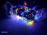 Гирлянда мультицветная LED 500 лампочек, 40 метров, фото 1