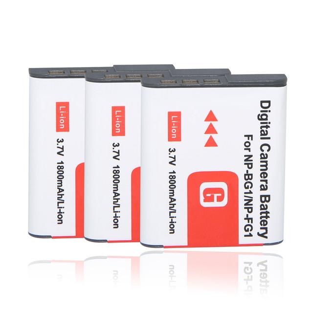 Аккумуляторы для фото-видеокамер