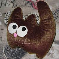 Рыжая кошка 30 см | мех искусственный |  мягкая игрушка