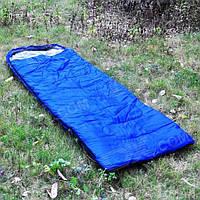 Спальный мешок спальник одеяло туристический рыбацкий военный до минус 9