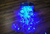 Гирлянда светодиодная 500 LED синий 20,9 метров