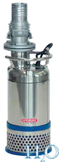 Дренажный насос для котлована Speroni SHD 500