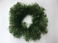 Венок рождественский хвойный 25 см