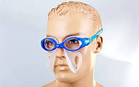 Очки для плавания детские с рассекателем  FS BREATHER KIT JRAR-1E053