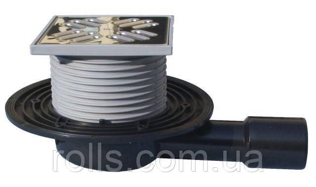 HL90.2 Горизонтальный трап для террас и балконов, DN40/50