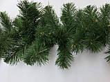 Хвойна гірлянда зелена пвх 3 м, фото 3