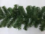 Хвойна гірлянда зелена пвх 3 м, фото 4
