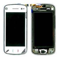 Сенсорная панель Nokia N97 mini white  оригинальный