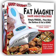 Сборщик жира Fat magnet (Фат магнит), прибор для снятия жира, жироуловитель купить в Украине, фото 1