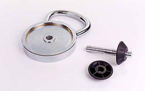 Гиря разборная хромированная 8 кг DBS5102-8, фото 2