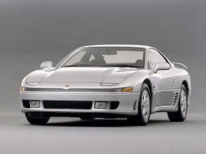 Тюнинг Mitsubishi 3000GT 1990-2000