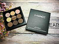 Тени MAC Eye shadow (9 цветов)