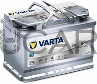 Varta Silver Dynamic AGM 70 A-h 760 A аккумулятор (-+, R)