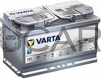 Varta Silver Dynamic AGM 80 A-h 800 A аккумулятор (-+, R)